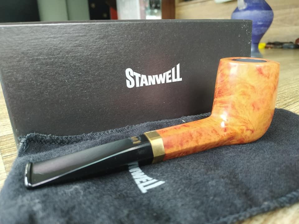 Stanwell Flame Grain.