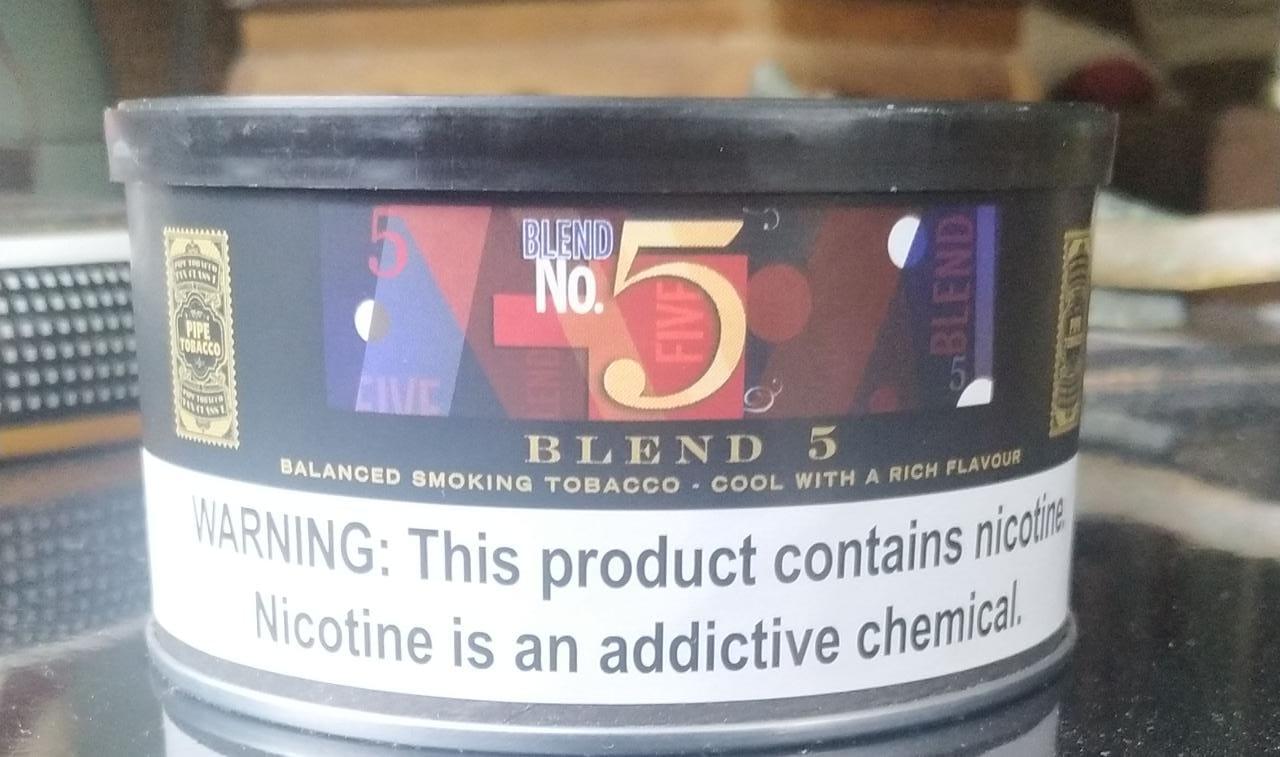 Sutliff Tobacco Company - Blend No.5