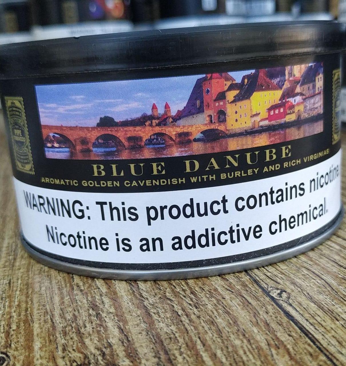 Sutliff Tobacco Company - Blue Danube