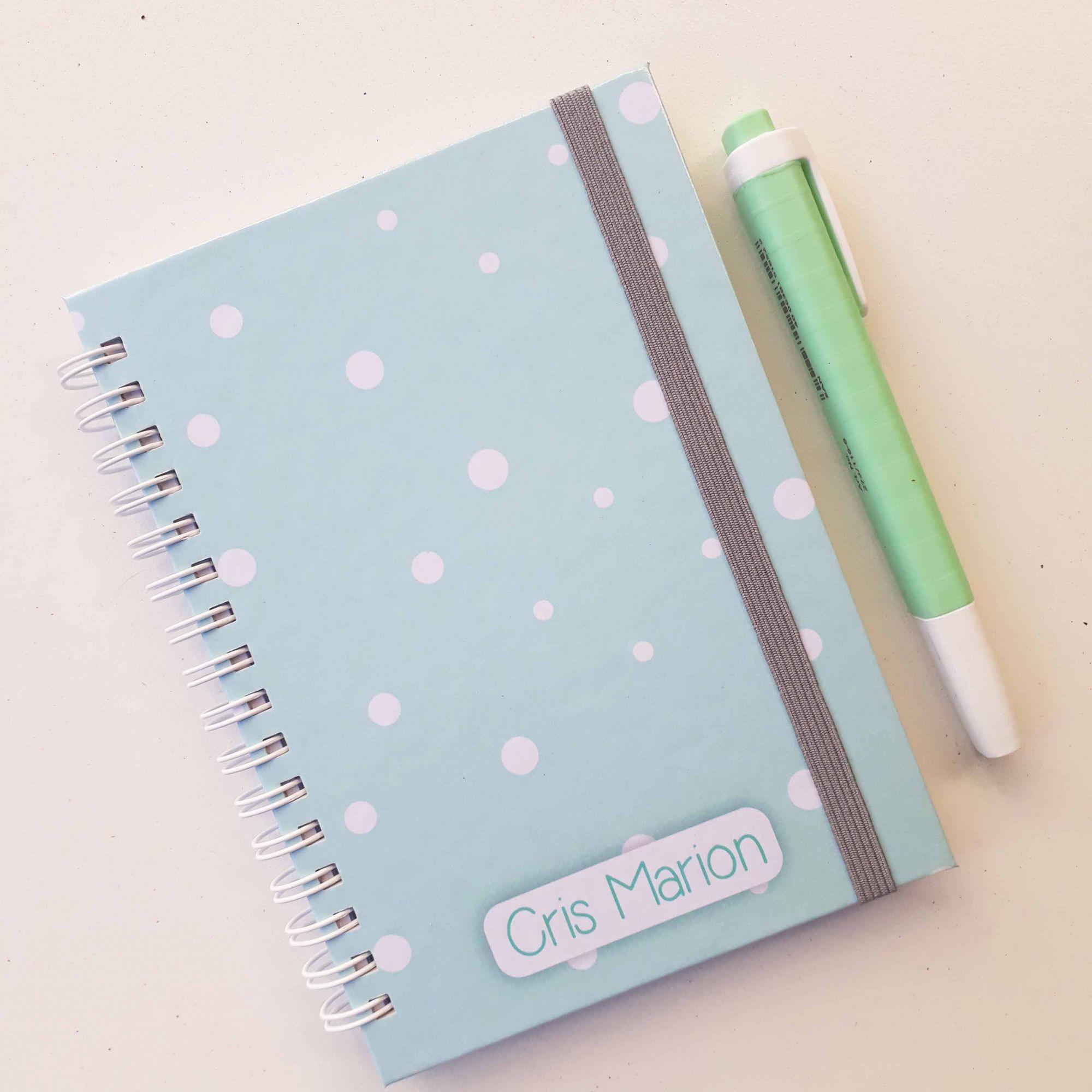 Caderninho Pontilhado A6