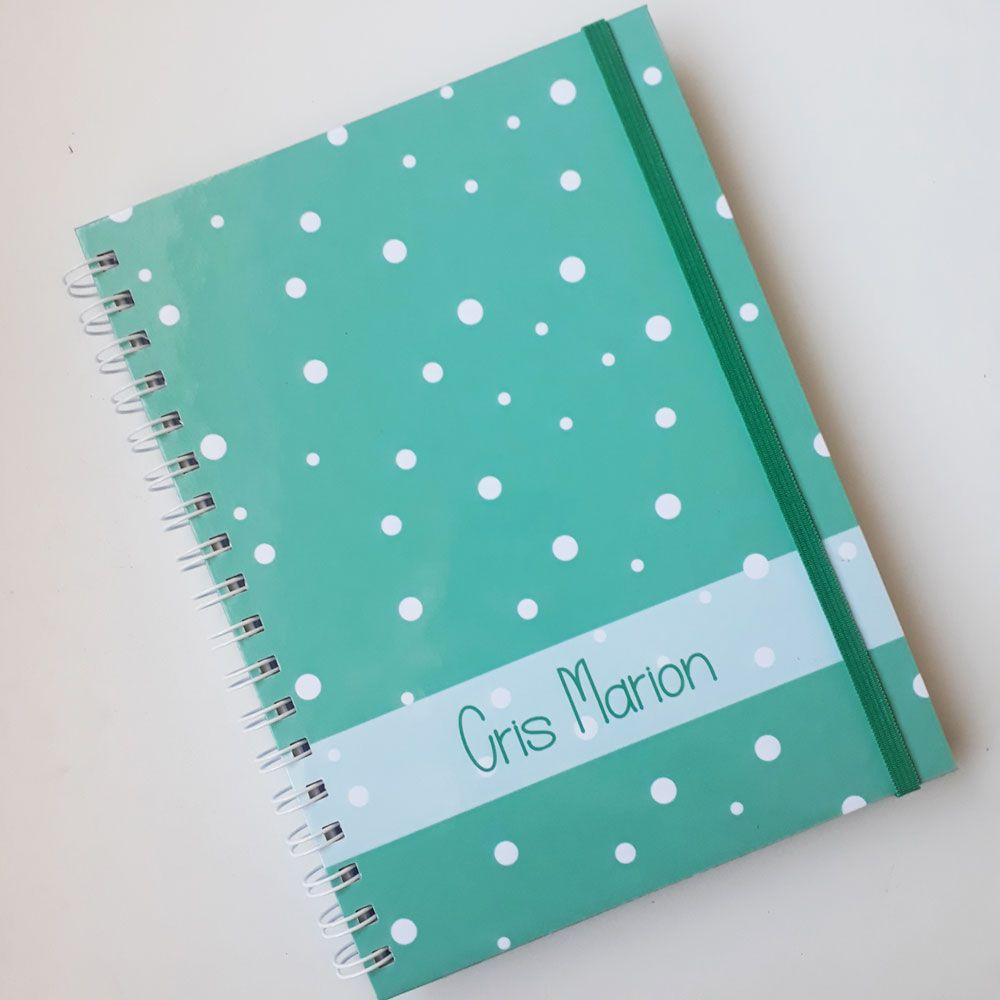 Caderno Colegial