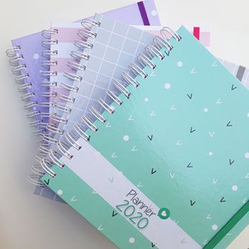 Planner 2020 (Pronta Entrega)