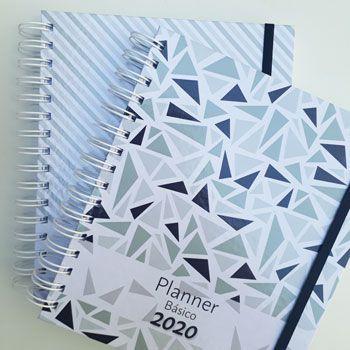 Planner Básico 2020 (Pronta Entrega)
