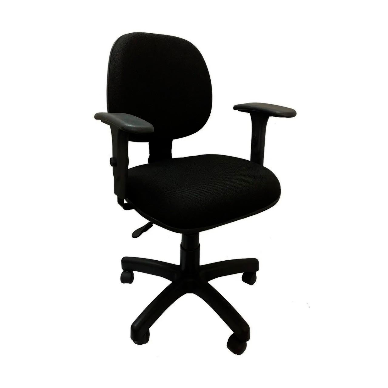 Cadeira de escritório secretária digitador joelma
