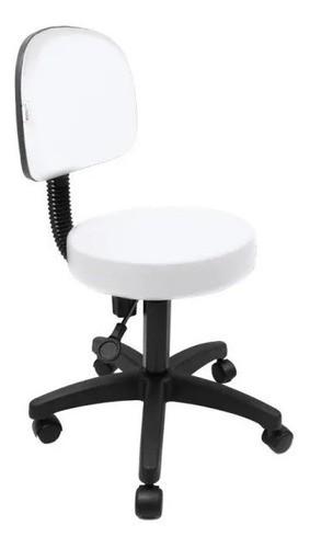 Cadeira Para Dentista/tattoador Anatomica Mocho