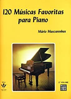 120 Musicas Favoritas Para Piano - Vol. 2