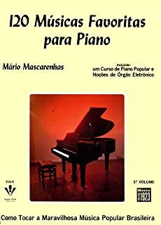 120 Musicas Favoritas Para Piano - Vol. 3