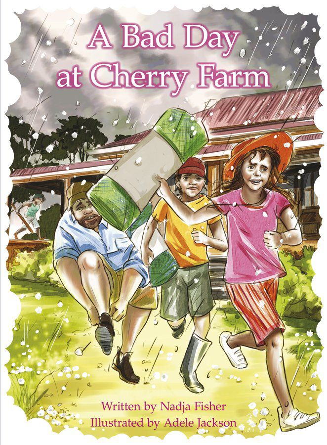 A BAD DAY AT CHERRY FARM