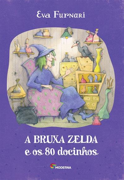 A Bruxa Zelda E Os 80 Docinhos