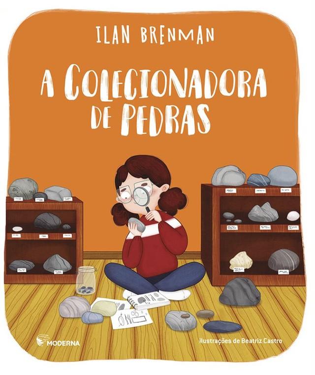 A COLECIONADORA DE PEDRAS - ILAN BRENMAN