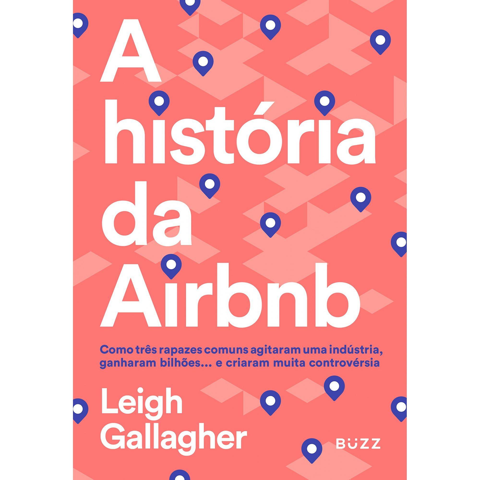 A HISTORIA DA AIRBNB