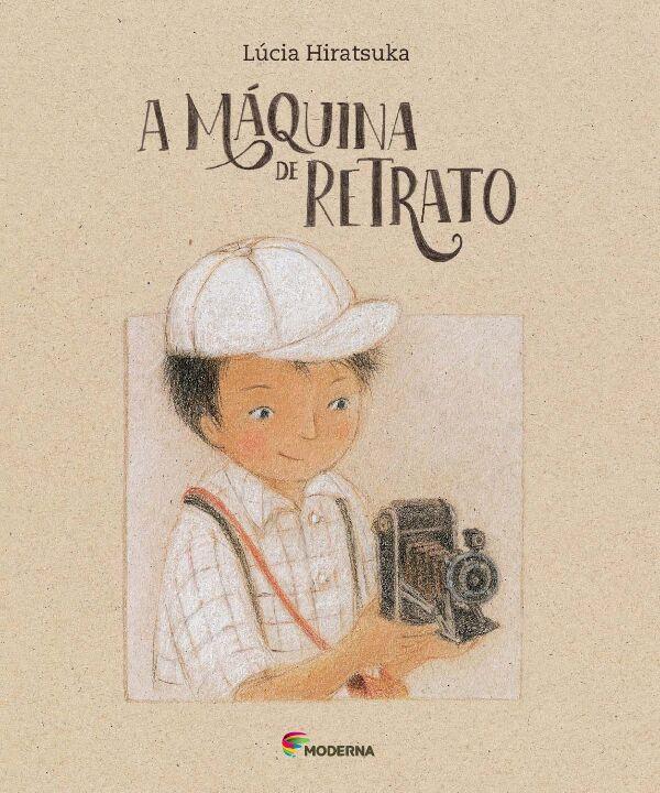 A MAQUINA DE RETRATO - LUCIA HIRATSUKA