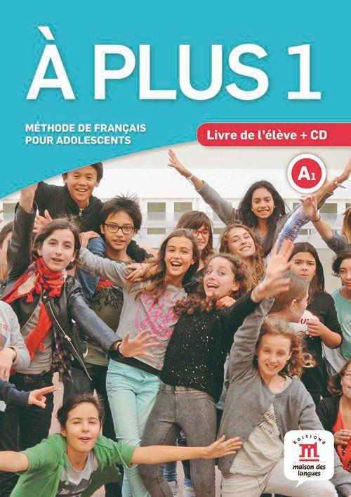 A PLUS 1 - LIVRE DE LELEVE A1 + CD