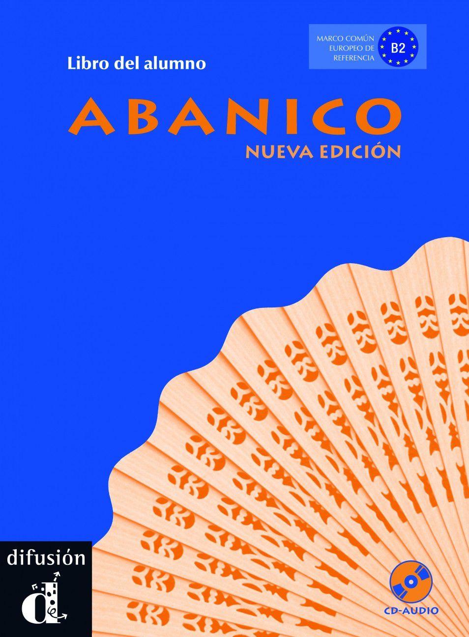 ABANICO B2 - LIBRO DEL ALUMNO CON CD AUDIO - NUEVA