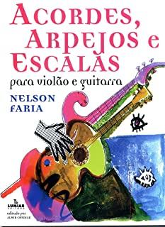 Acordes, Arpejos E Escalas: Para Violao E Guitarra