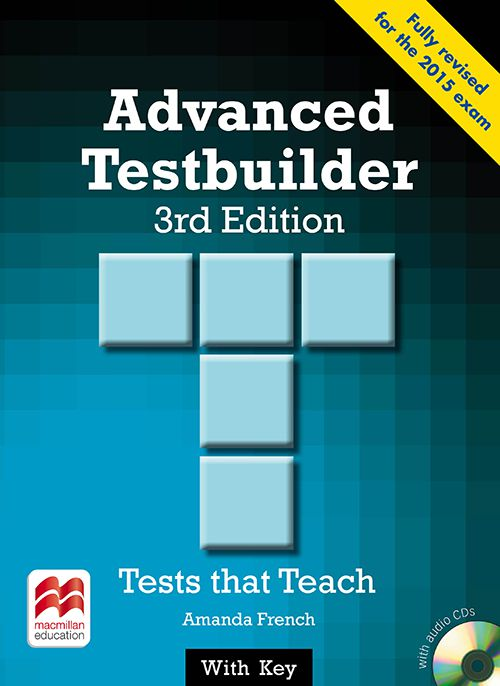 ADVANCED TESTBUILDER: TESTS THAT TEACH - STUDENTS