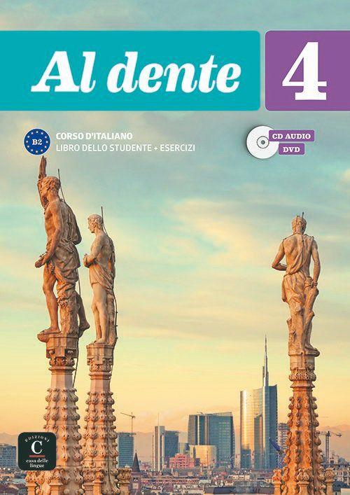 AL DENTE LIBRO DELLO STUDENTE + ESERCIZI + CD + 01