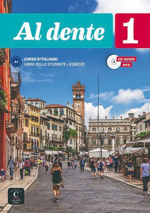 AL DENTE LIBRO DELLO STUDENTE + ESERCIZI + CD + DVD-1-A1