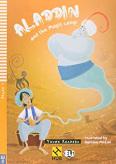 Aladdin And The Magic Lamp - Hub Young Readers - S