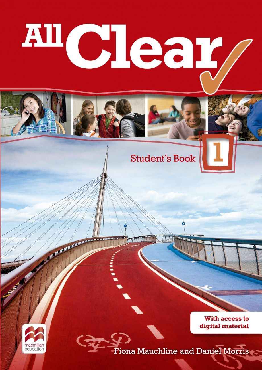 ALL CLEAR STUDENTS BOOK PACK-1