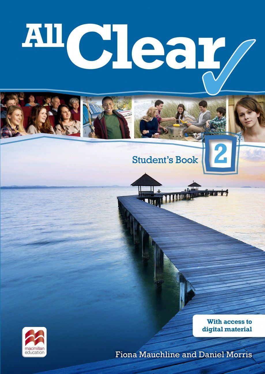 ALL CLEAR STUDENTS BOOK PACK-2