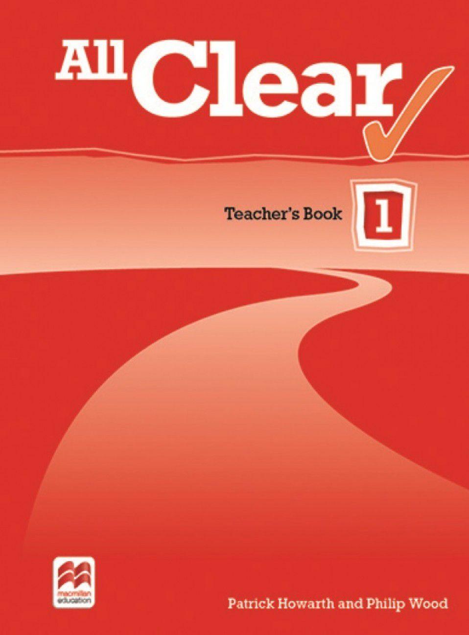 ALL CLEAR TEACHERS BOOK PACK-1