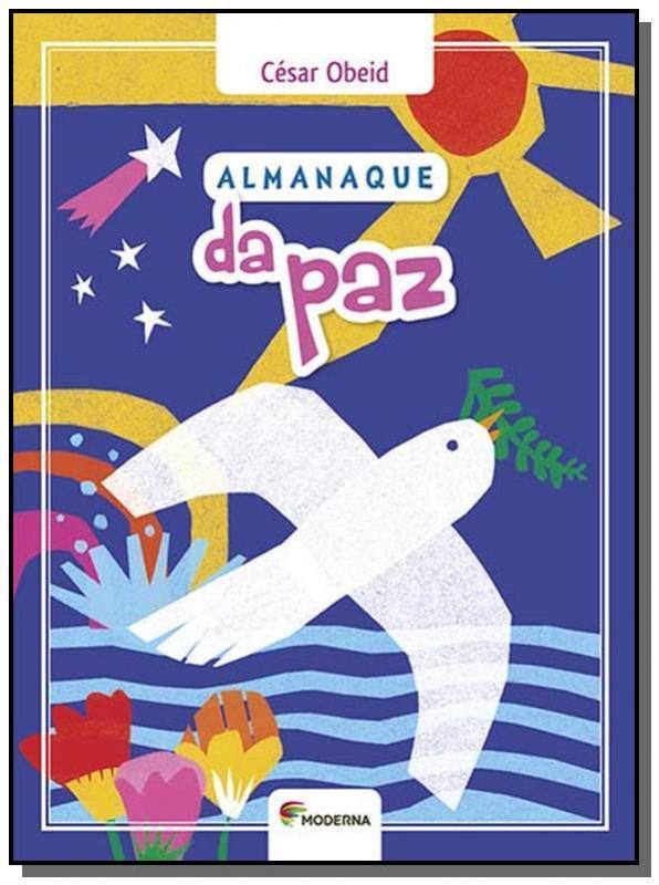 ALMANAQUE DA PAZ - OBEID, CESAR