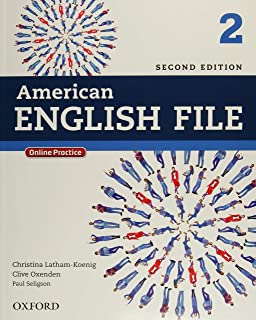American English File: Student Book - Level 2