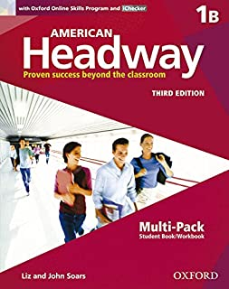 American Headway - Level 1B - Multi-Pack With Onli