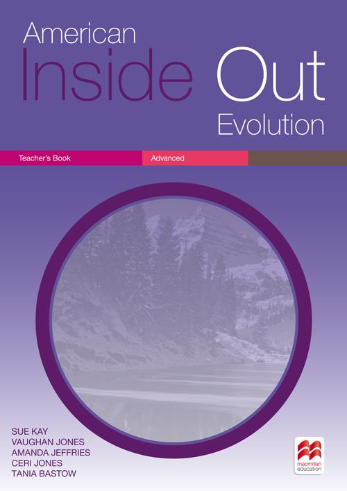 AMERICAN INSIDE OUT  EVOLUTION TEACHERS BOOK-(ADV.)