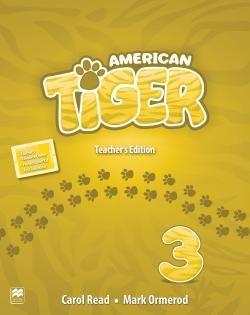 AMERICAN TIGER TEACHERS EDITION PACK-3