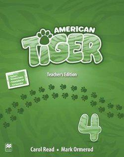 AMERICAN TIGER TEACHERS EDITION PACK-4