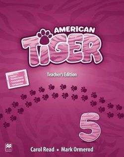 AMERICAN TIGER TEACHERS EDITION PACK-5