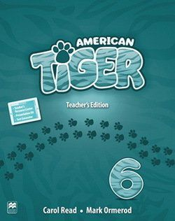 AMERICAN TIGER TEACHERS EDITION PACK-6