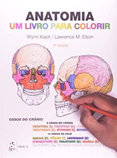Anatomia: Um Livro Para Colorir