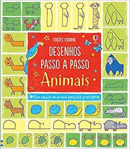 Animais: Desenho Passo A Passo