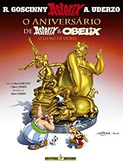 Aniversario De Asterix E Obelix, O