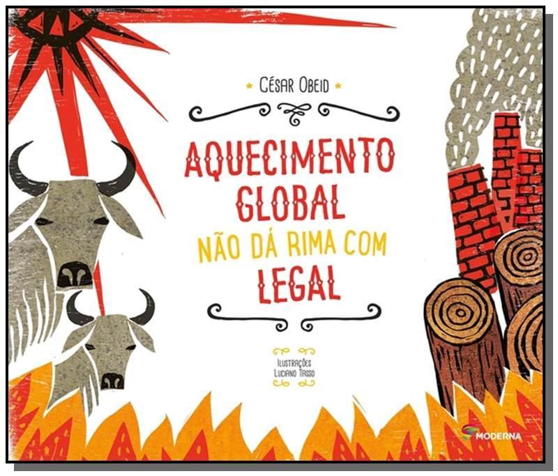 AQUECIMENTO GLOBAL NAO DA RIMA ED2 - CESAR OBEID