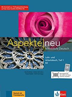 Aspekte Neu B2 - Lehr- Und Arbeitsbuch Mit Áudio-C