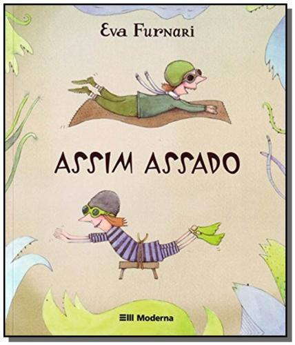 ASSIM ASSADO - EVA FURNARI