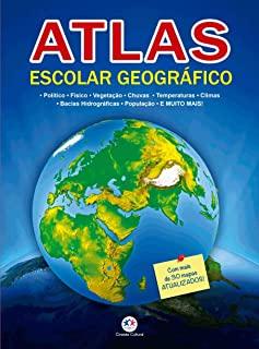 Atlas Escolar Geografico                        01