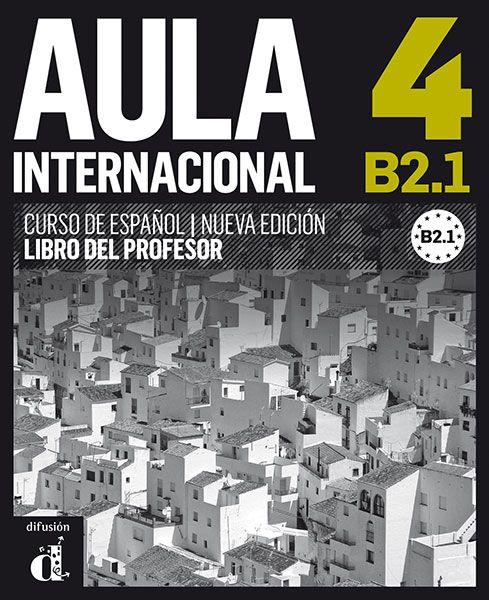 AULA INTERNACIONAL 4 - N/E - LIBRO DEL PROFESOR B2