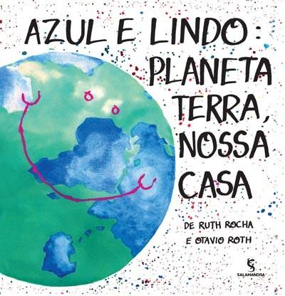 AZUL E LINDO PLANETA TERRA ED3