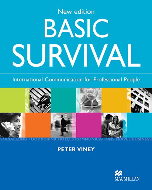 BASIC SURVIVAL STUDENTS BOOK WITH AUDIO CD