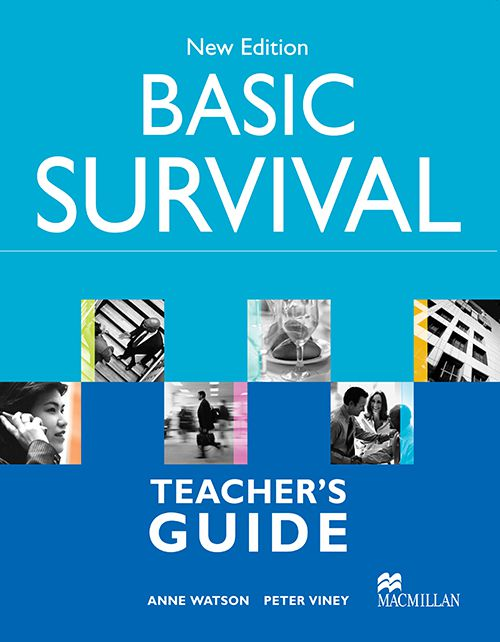 BASIC SURVIVAL TEACHERS BOOK
