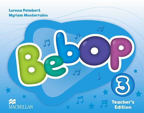 BEBOP 3 TEACHERS PACK