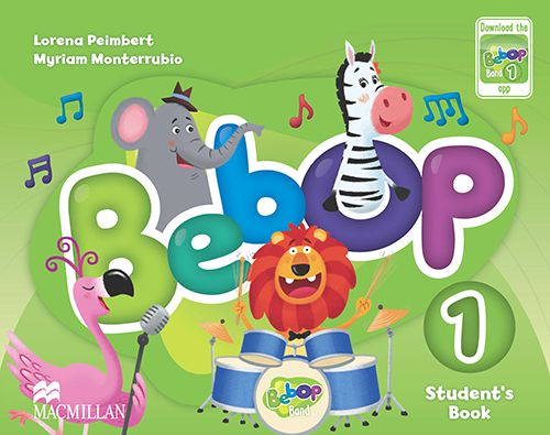 BEBOP: STUDENTS BOOK PACK - LEVEL 1
