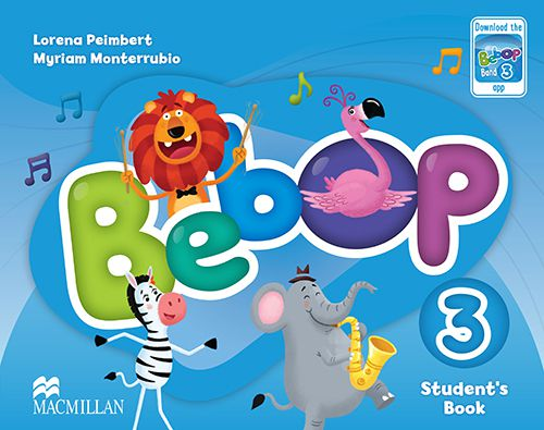 BEBOP: STUDENTS BOOK WITH PARENTS GUIDE - LEVEL 3