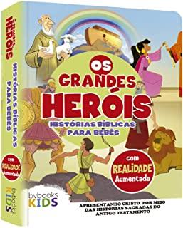 Bíblia Os Grandes Herois: Historias Biblicas Para