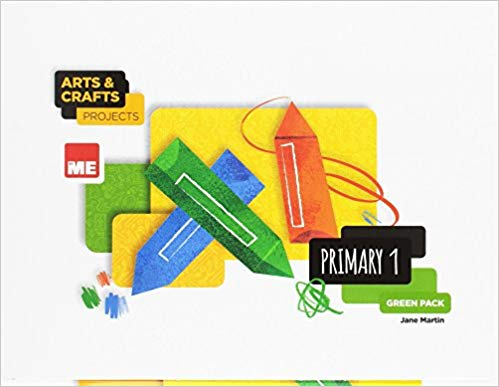BILINGUAL BYME - ARTS & CRAFTS STUDENTS BOOK PROJETCTS GREEN PACK-1